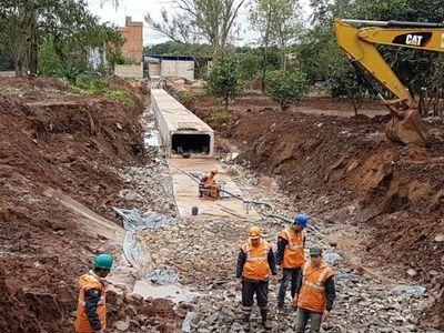 ESSAP se desentiende de la construcción de sistemas de alcantarillado