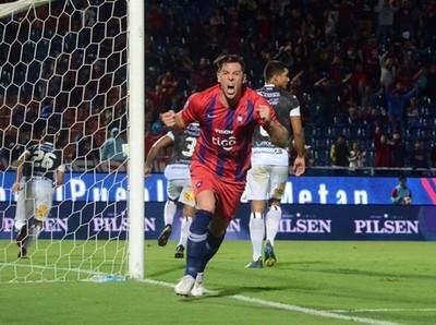 Cerro Porteño supera a Deportivo Santaní y se queda con los puntos