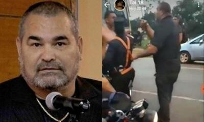 "José Luis Chilavert: ""Este chofer me pudo haber matado"""