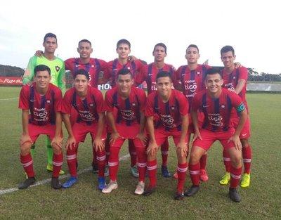 Formativas: Olimpia y Cerro Porteño, al frente