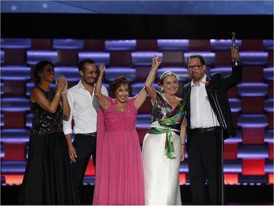 Las Herederas gana el Premio Latino a Mejor Ópera Prima