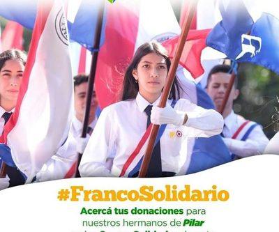 «Franco Solidario», campaña para ayudar a pilarenses