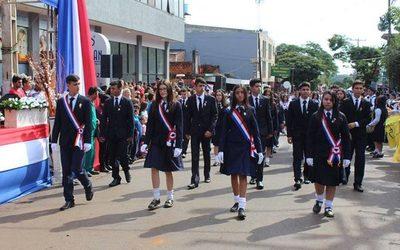 Dan a conocer detalles en torno a desfile patrio en Franco