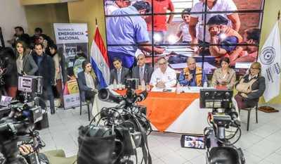 SEN prosigue hoy con la asistencia alimentaria a 10.000 familias de Ñeembucú