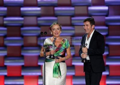 """La paraguaya Ana Brun gana el Platino a mejor actriz por """"Las Herederas"""""""
