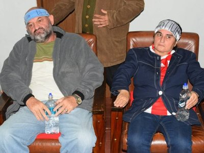 Reclusos realizan huelga de hambre exigiendo libertad condicional