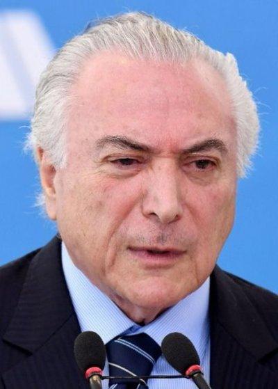 Dueño de la aerolínea brasileña Gol acusa a Temer de corrupción