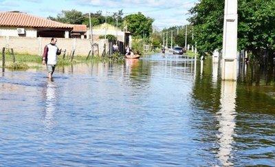 """La construcción de defensa costera en Pilar es de """"interés nacional"""""""
