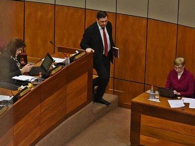 Víctor Bogado se queda sin banca y anuncia que recurrirá a la CIDH