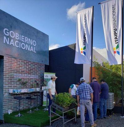 Expo Feria Santa Rita deslumbro a los visitantes con la novedades tecnológicas