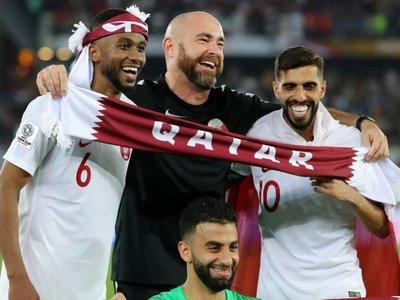 Qatar se preparará en EEUUpara la Copa América