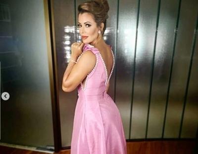 """Marly Figueredo explicó su frase """"que falta de glamour"""""""