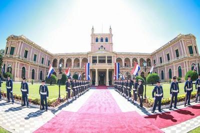 Presidente cumplirá agenda oficial en celebración del día de la Independencia