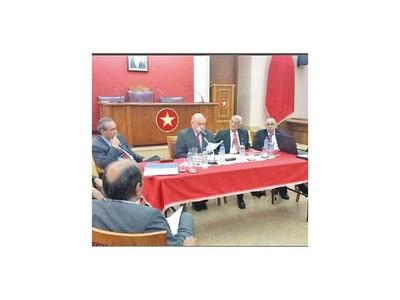 """Legisladores expulsados   perjudican  imagen de  ANR"""