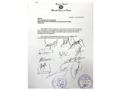 "Anuncian que FG no se prestará a ""persecución política"" a Buzarquis"