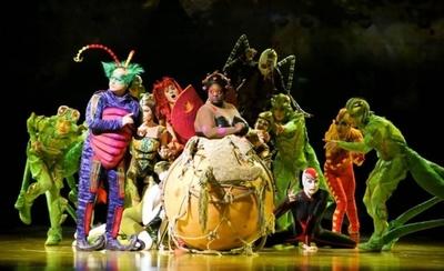 HOY / El show del Cirque Du Soleil que rompió récord en Brasil se presentará en Paraguay