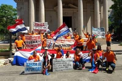 Escrachadores irán a la carga de Tomás Rivas, diputado imputado