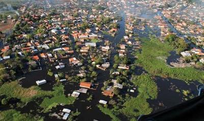 Río Paraguay crece 5 cm y Asunción al borde del desastre