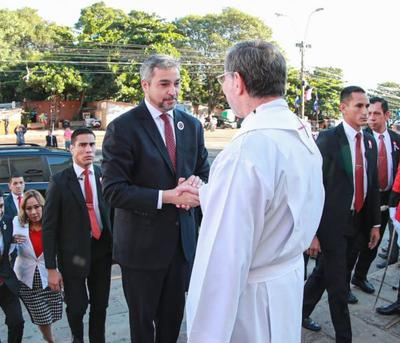 Papa Francisco saludó al Paraguay por los 208º Aniversario de la Independencia