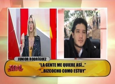 Carmiña Masi trató de masoquista a Junior Rodríguez