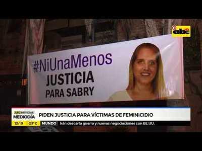 Piden justicia para madres, víctimas de feminicidio