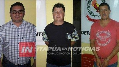 EX DIRECTOR DEL PENAL DE MISIONES Y SECUACES A JUICIO.
