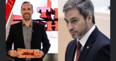 """Álvaro Mora Apuntó Que Ve Al Presidente Mario Abdo En El """"Baila"""""""