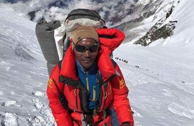 El hombre que escaló 23 veces el Everest
