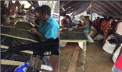 """Villamayor justifica Operativo Romai: """"Abatidos eran albañiles, pero narcos también"""" · Radio Monumental 1080 AM"""