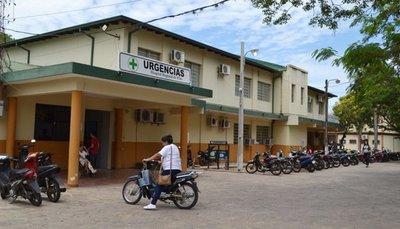Hay atención normal en Hospital de Pilar