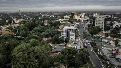 """Calles en mal estado: """"Asunción necesita más superficies absorbentes"""""""