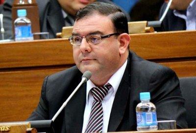 En Diputados encubren a Tomás Rivas
