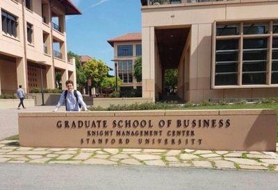 Joven paraguayo, admitido en Harvard y Stanford University