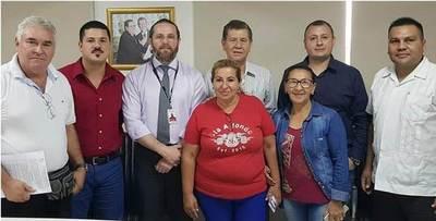Surgen más adhesiones de apoyo a la gestión de Pablino Cáceres en Tesãi