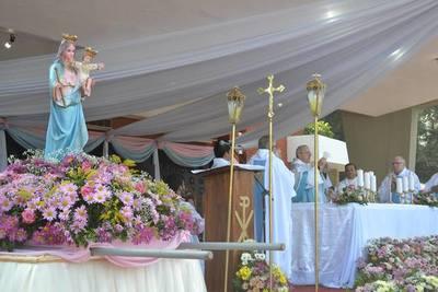 Comienza el novenario por la festividad de María Auxiliadora