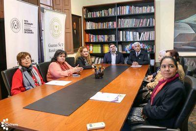 SNC y Academia de la Lengua Guaraní desarrollarán proyectos conjuntos