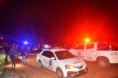 Crimen de docente: Hallan sin vida a supuesto feminicida en Itauguá