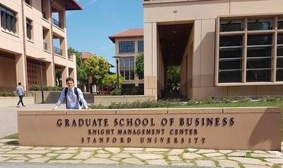 Estudiante paraguayo es admitido en las prestigiosas Harvard y Stanford