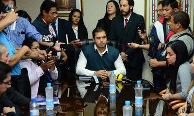 Prieto busca tener mayoría en la Junta Municipal
