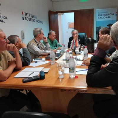 Conforman panel de expertos en hidrología para avanzar en soluciones para Ñeembucú
