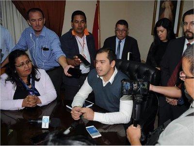 Miguel Prieto promete buen trato a brasileños y eliminar extorsión