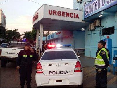 Hombre fue víctima de un intento de homicidio en Pedro Juan Caballero