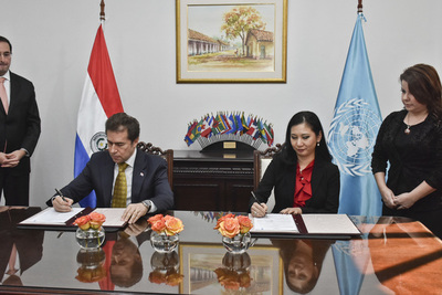 Cancillería y PNUD ajustan acciones y recursos para Agenda 2030