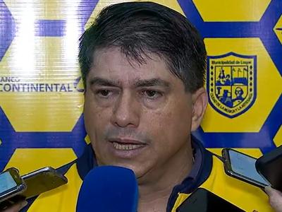Roberto Torres destaca la victoria ante Cerro Porteño
