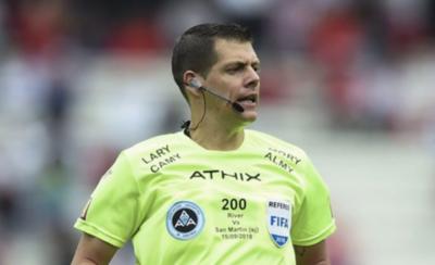 HOY / Asignan árbitro argentino para el partido de Sol de América