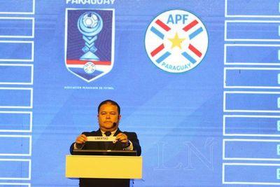 Los emparejamientos de la Copa Paraguay