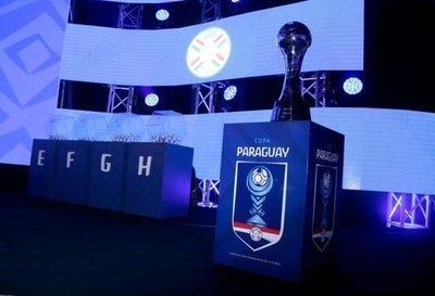 Las llaves de la Copa Paraguay