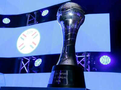Se conocen emparejamientos de la Copa Paraguay