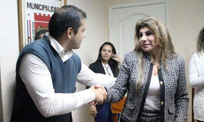 Prieto recibe administración con escasos recursos