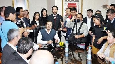 En CDE gastan G. 25.000 a planilleros, estima nuevo intendente